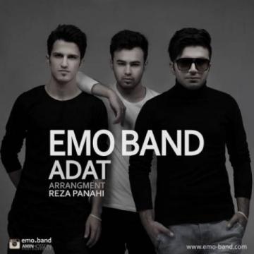 دانلود آهنگ جدید Emo Band به نام عادت