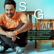 Download Siavash Ghamsari's new song called Shayad