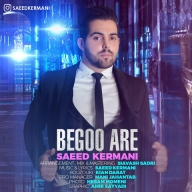 Download Saeed Kermani's new song called Begoo Are