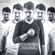Download Behzad Pax's new song called Afsordegi