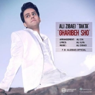 Download Ali Zibaei 's new song called Gharibeh Sho