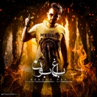 Download Behzad Pax's new song called Bagheboon