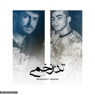 Download Behzad Pax Ft Mazyar's new song called Tane Zakhmi