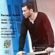 Download Mohammad Mohebian 's new song called Parvaze Habib