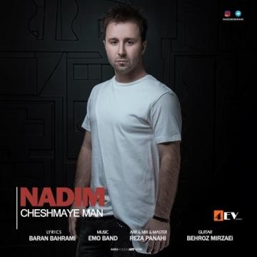 Download Nadim's new song called Cheshmaye Man