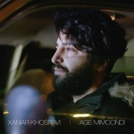 Download Xaniar Khosravi's new song called Age Mimoondi