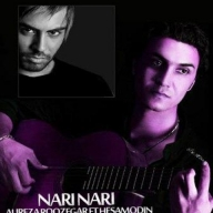 Download Alireza Roozegar's new song called Nari Nari