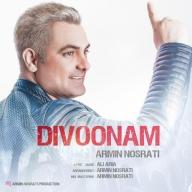 دانلود آهنگ جدید آرمین نصرتی به نام دیوونتم