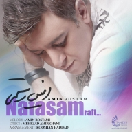 Download Amin Rostami's new song called Nafasam Raft