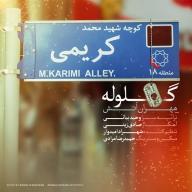 Download Mehran Atash's new song called Golooleh