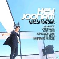 Download Alireza Roozegar's new song called Hey Joonam