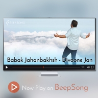 Download Babak Jahanbakhsh's new music video called Divoone Jan