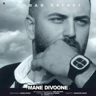 Download Ahmad Safaei's new song called Mane Divoone