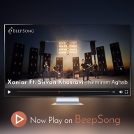 Download Xaniar Ft. Sirvan Khosravi's new music video called Nemiram Aghab