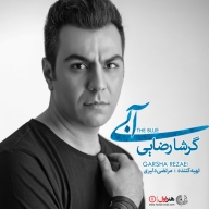 Download Garsha Rezaei's new song called Aabi