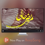 Download Mohsen Chavoshi's new song called Mariz Hali