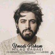 Download Milad Babaei's new song called Umadi Pisham
