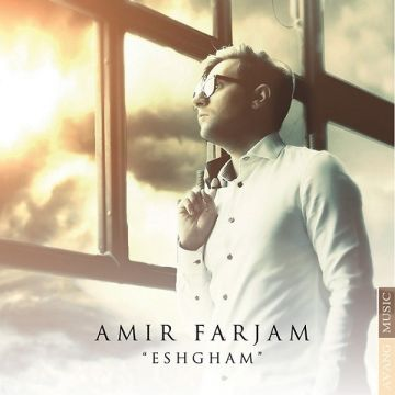Download Amir Farjam 's new song called  Eshgham