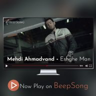 Download Mehdi Ahmadvand's new song called Eshghe Man