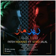 Download Fateh Nooraee Ft Seyed Jalal's new song called Zahre Mar
