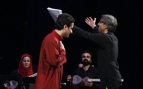 اجرای مشترک همایون شجریان و حمید متبسم در پاریس لغو شد