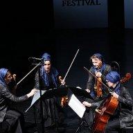 قدرتنمایی نوازندگان زن آلمانی در اجرای قطعات موتسارت