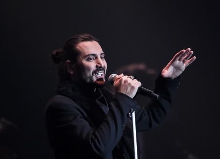 کنسرت امیرعباس گلاب در جشنواره موسیقی فجر
