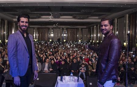رکورد فروش کنسرت ماکان بند در تبریز