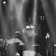 سینا شعبانخانی برای نخستین بار در جشنواره فجر روی صحنه رفت