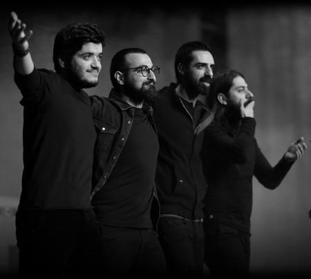 آلبوم جدید چارتار روی صحنه برج میلاد