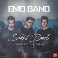 Download Emo Band's new song called Sakht Bood