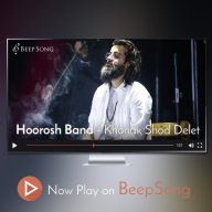 Download Hoorosh Band's new song called Khonak Shod Delet (Live)