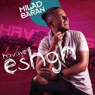 Download Milad Baran's new song called Be Man Negah Nakon