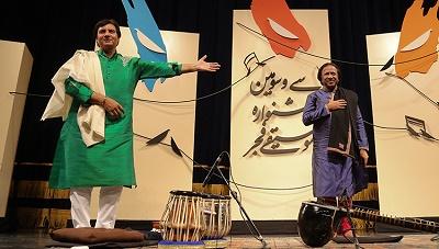 پرویز خان برای دومین سال پیاپی در ایران روی صحنه رفت