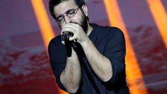 حضور برانکو سرمربی پرسپولیس در کنسرت گروه چارتار