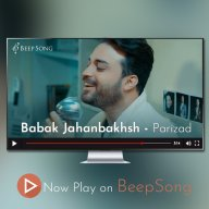 Download Babak Jahanbakhsh's new music video called Parizad