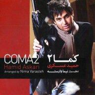 Download Hamid Askari's new song called  Coma 2