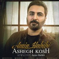 Download Amin Habibi's new song called Ashegh Kosh