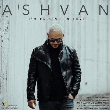 Download Ashvan's new song called Daram Ashegh Misham