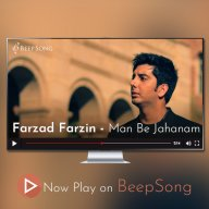 Download Farzad Farzin's new music video called Man Be Jahannam