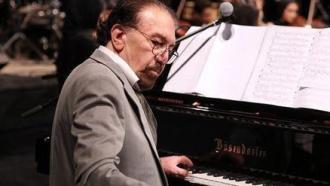 ناصر چشم آذر، موسیقیدان شهیر ایرانی درگذشت