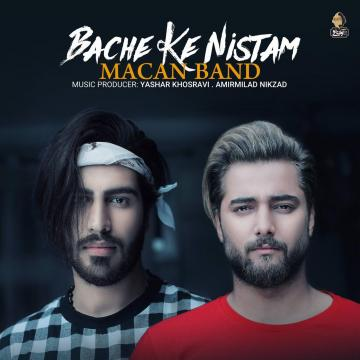 Download Macan Band's new song called Bache Ke Nistam