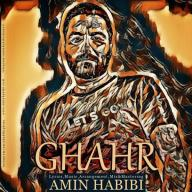 Download Amin Habibi's new song called Ghahr