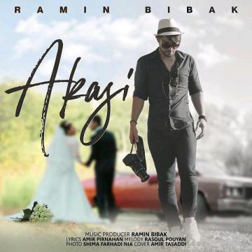 Download Ramin Bibak's new song called Akkasi