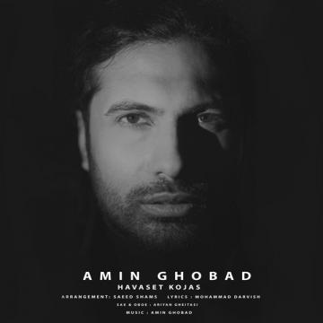 Download Amin Ghobad's new song called Havaset Kojas