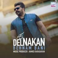 Download Behnam Bani's new song called Del Nakan