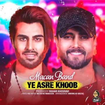 Download Macan Band's new song called Ye Asre Khoob