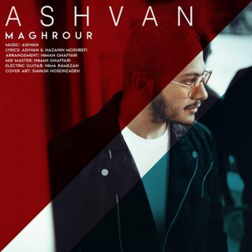 Download Ashvan's new song called Maghroor