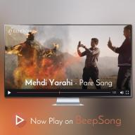 Download Mehdi Yarrahi's new music video called Pare Sang