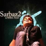Download Afshin Azari's new song called Sarbaz 2